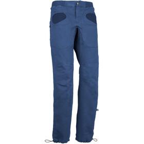 E9 Rondo Slim Bukser Herrer, blå